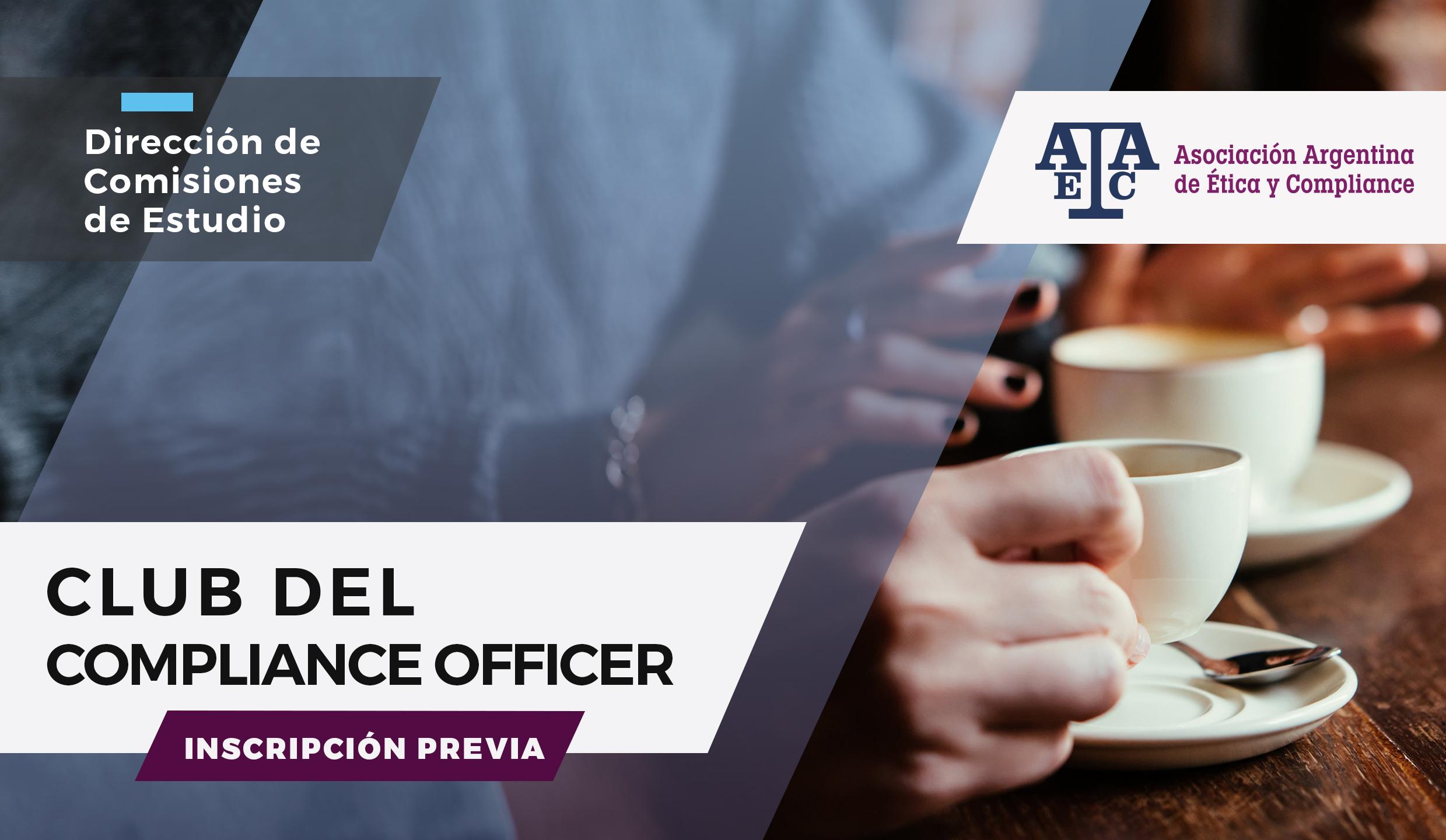 Charla en la Asociacion Argentina de Etica y Compliance