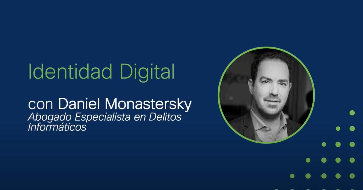 CISCO – Videoentrevista – Juan Marino entrevista a Daniel Monastersky